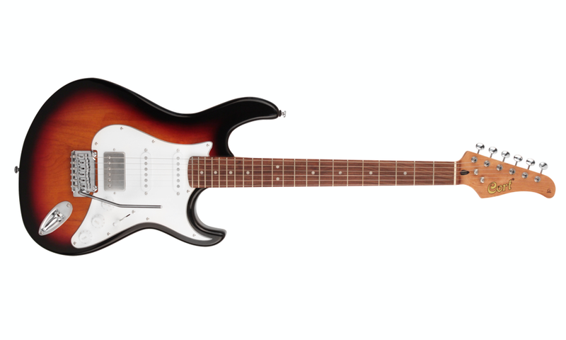 Cort G260CS 3TS Three Tone Sunburst