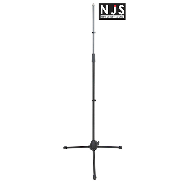 Microphone and Stand - Karaoke/Dynamic + Straight Stand NJS
