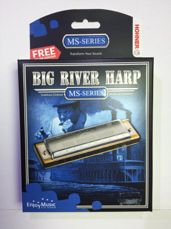 Hohner Big River - Major Diatonic - F