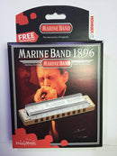 Hohner Marine Band - Major Diatonic - G