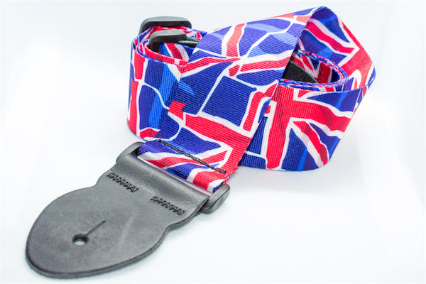 Guitar Strap - Union Jack Flag