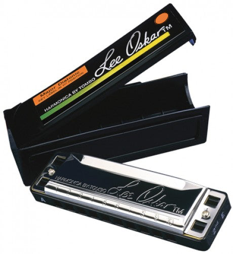 Lee Oskar Harmonica Major Diatonic - Bb