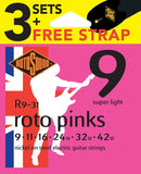 Roto Pinks Super Light 9-42 – 3 Pack and Strap