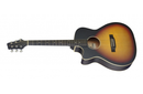 Stagg Folk SA35 A-VS LH - Left Hand Basswood