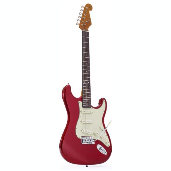 SX Electric Guitar SC Style - Red