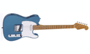SX Electric Guitar Tele Style - Blue