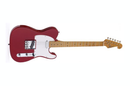 SX Electric Guitar Tele Style - Red