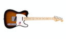 SX Electric Guitar Tele Style - 3 Tone Sunburst
