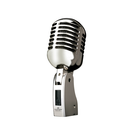 Microphone - SoundSation 50's Icon