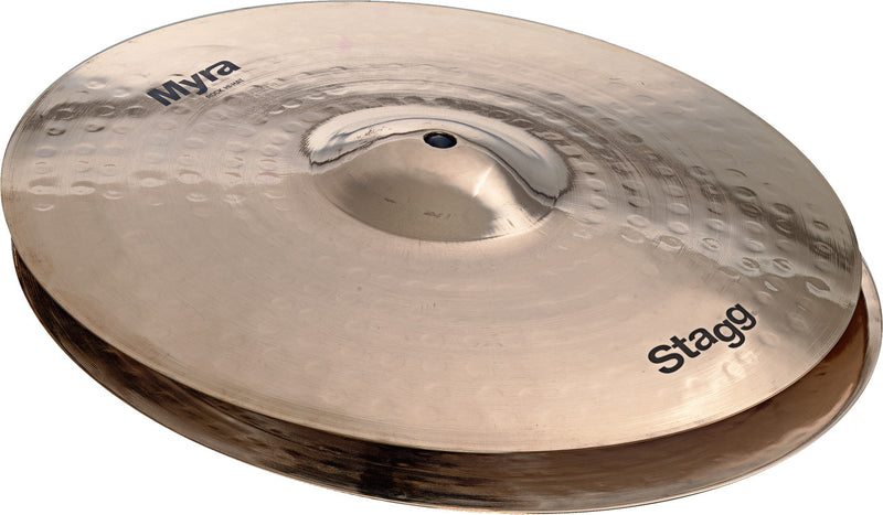 Stagg MY-HR13B Myra Rock Hi-Hat