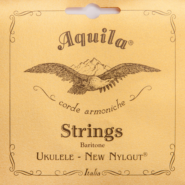 Aquila Ukulele Strings - Baritone (Biggest Uke)