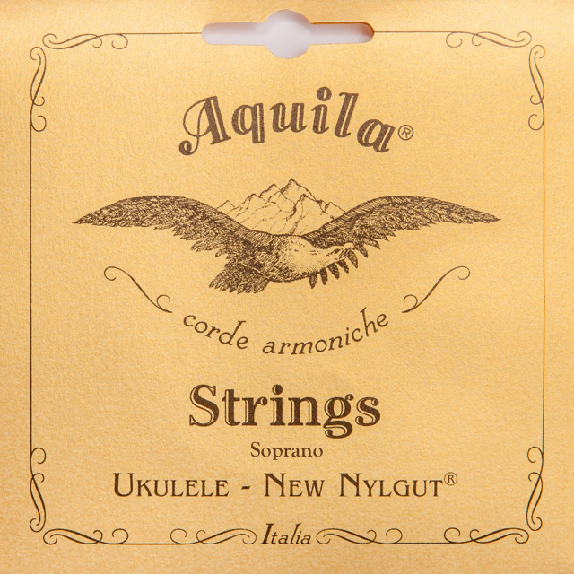 Aquila Ukulele Strings - Soprano (Smallest Uke)