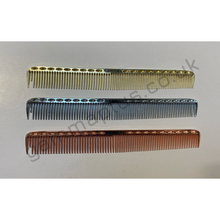 Load image into Gallery viewer, Gamma+ 201 Metal Cutting Comb - Chrome