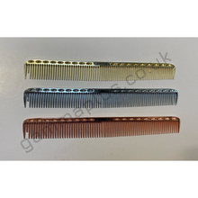 Load image into Gallery viewer, Gamma+ 210 Metal Cutting Comb - Chrome