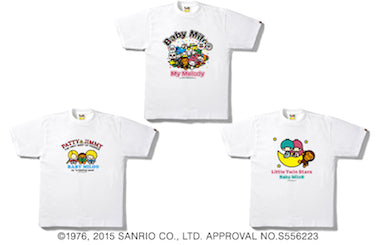 A BATHING APE? x SANRIO CHARACTERS