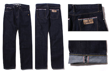 2009 TYPE-06 SELVEDGE DENIM PANTS