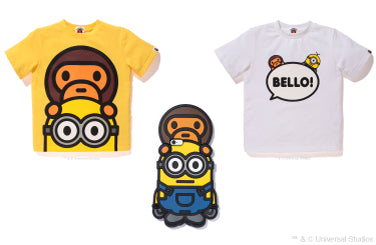 BAPE KIDS? at ISETAN SHINJUKU先行発売アイテム