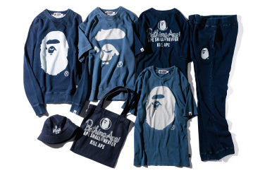 BAPE? INDIGO COLLECTION