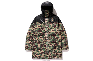 BAPE? × PUMA LONG COAT