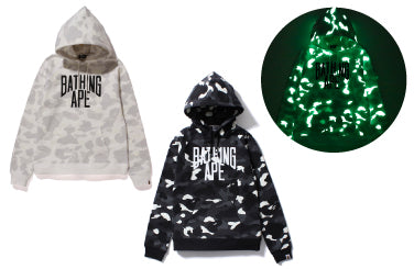 CITY CAMO NYC LOGO PULLOVER HOODIE