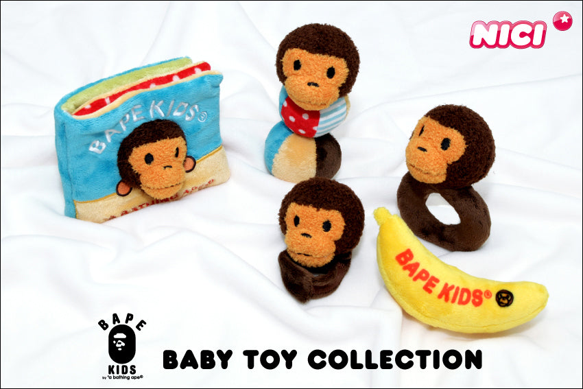 BAPE KIDS? BABY TOY COLLECTION