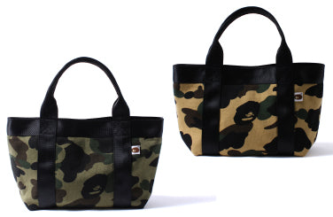 1ST CAMO SWEAT TOTE BAG