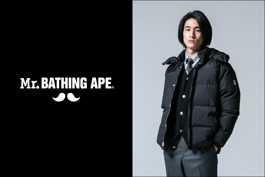 Mr. BATHING APE? 2016 A/W COLLECTION LOOKBOOK