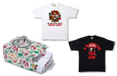 A BATHING APE® CHRISTMAS COLLECTION