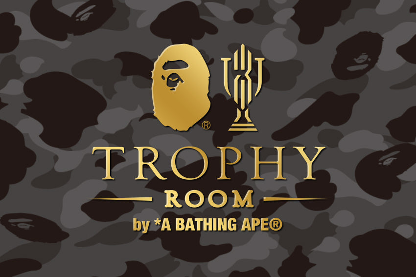 BAPE® x TROPHY ROOM