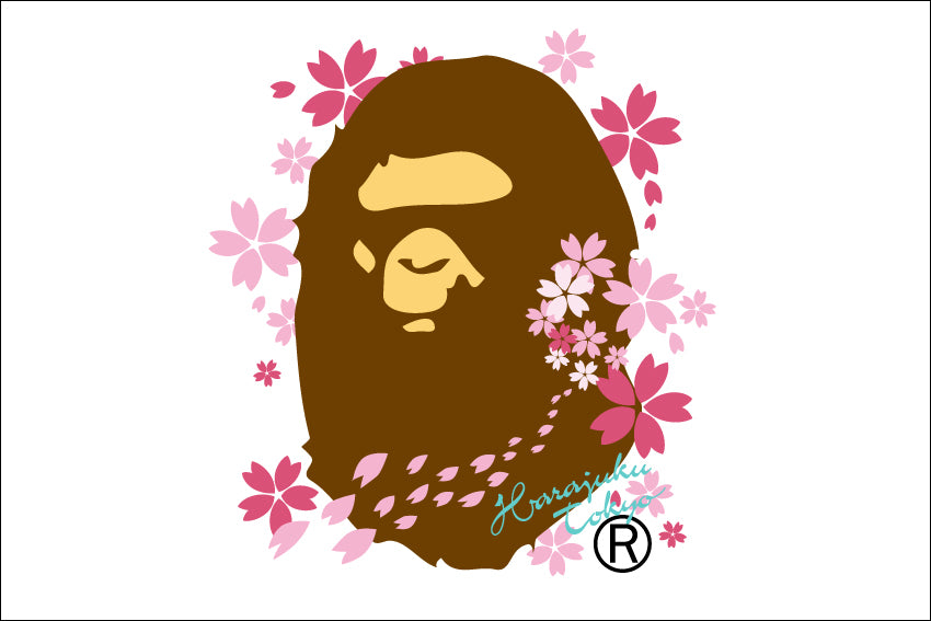 A BATHING APE® SAKURA