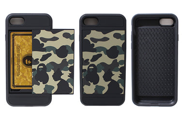 1ST CAMO I PHONE 7 / 7 PLUS CASE