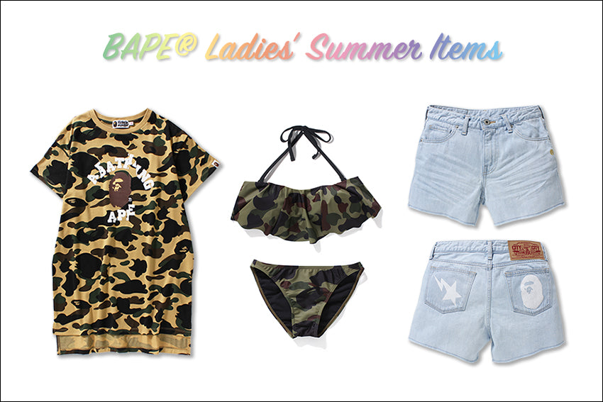 BAPE® Ladies' Summer Itrems