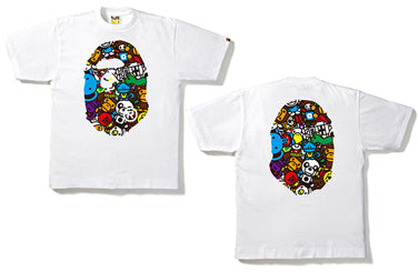 MILO ALL SAFARI BIG APE HEAD TEE