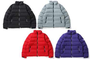 A BATHING APE® DOWN JACKET