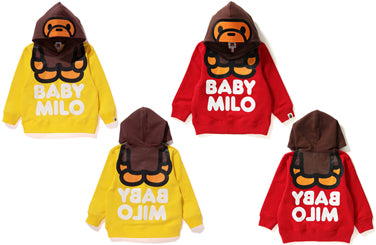 BABY MILO® PULLOVER HOODIE