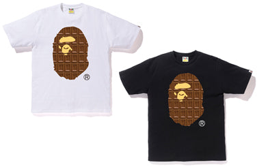 VALENTINE CHOCOLATE APE HEAD TEE