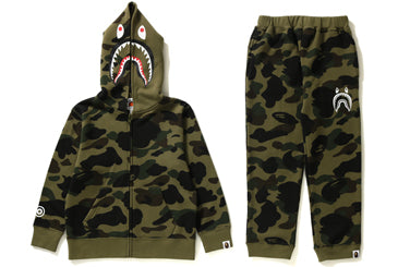 1ST CAMO SHARK SUIT