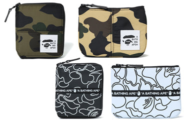 BAPE® WALLET / CLUTCH COLLECTION