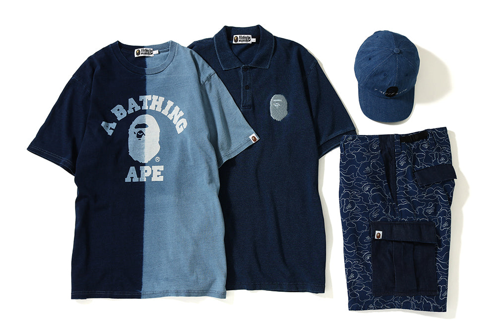 BAPE® INDIGO COLLECTION