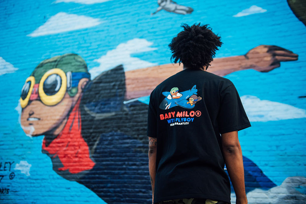 A BATHING APE® x HEBRU BRANTLEY