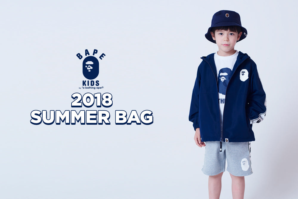 BAPE KIDS® SUMMER BAG 2018