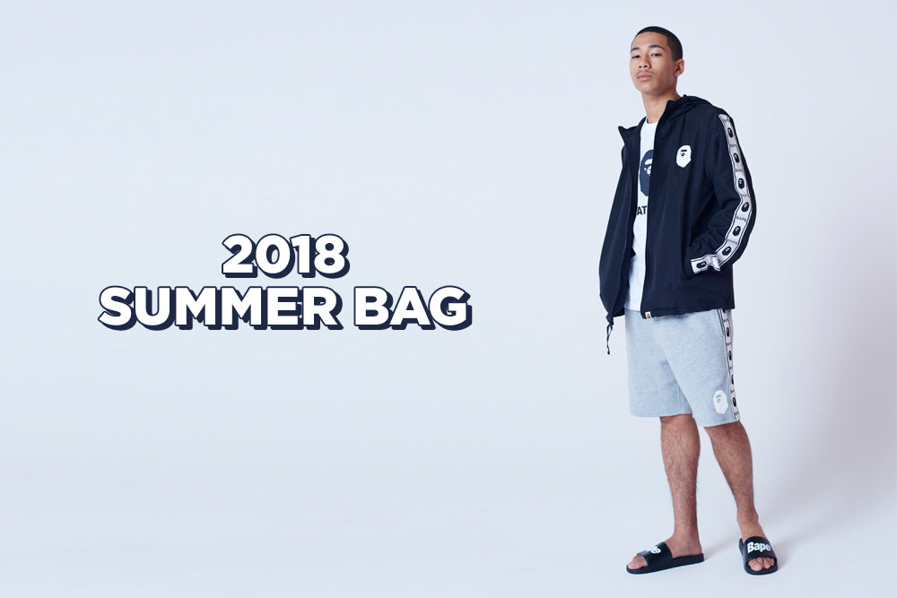 BAPE® SUMMER BAG MEN'S 2018