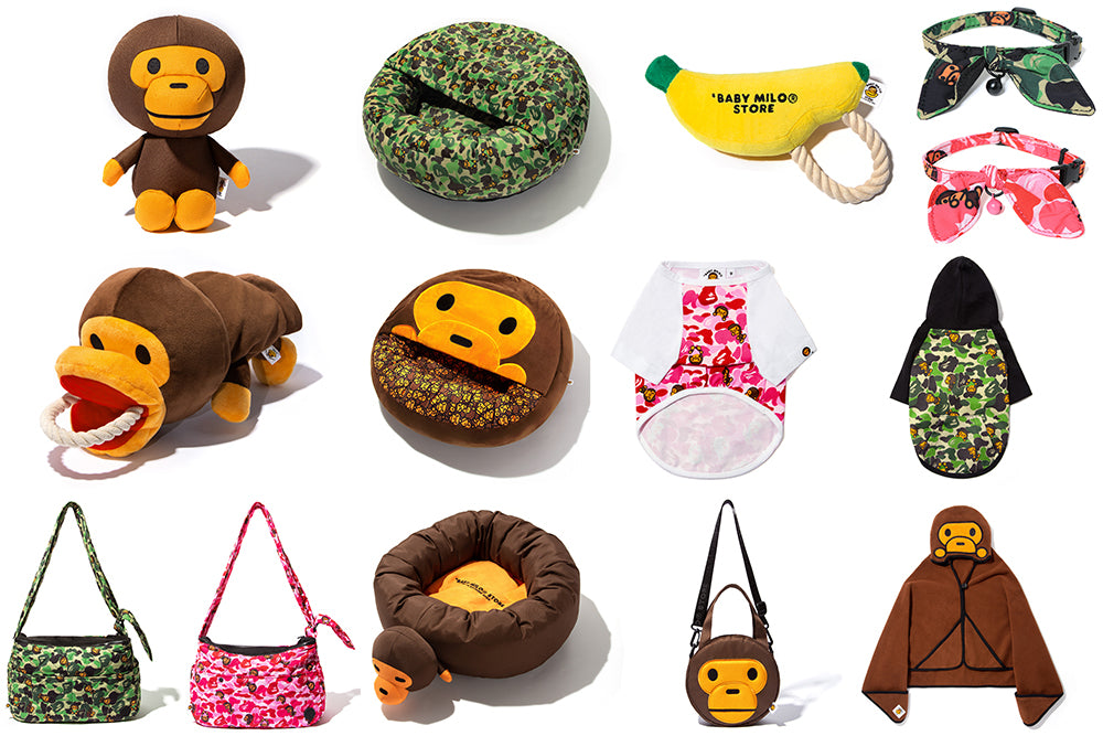 BABY MILO® STORE PET COLLECTION