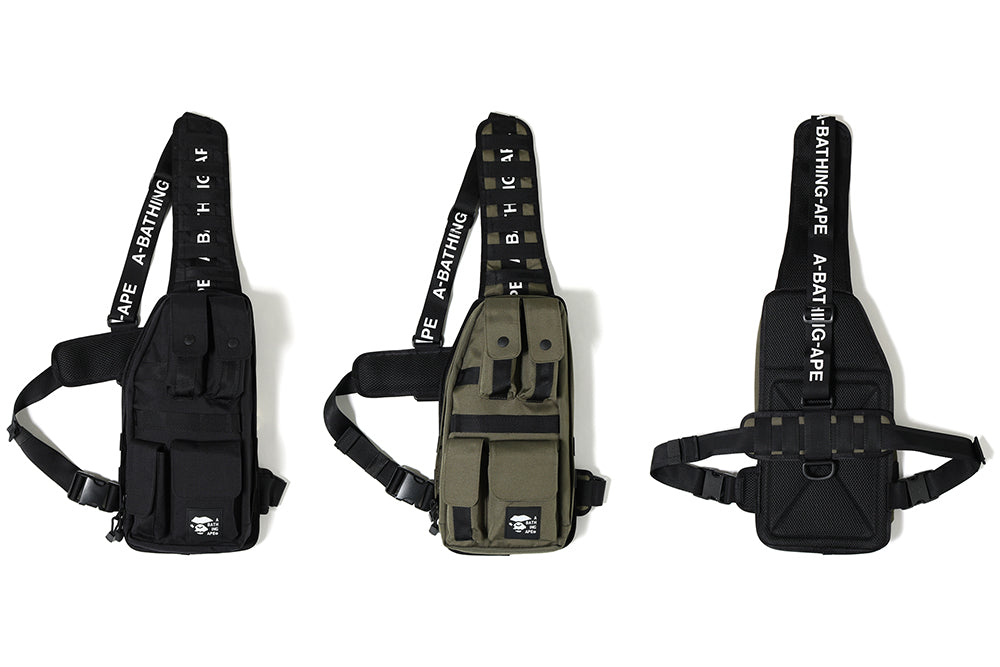 CORDURA TACTICAL VEST BAG