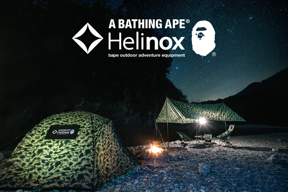 A BATHING APE® OUTDOOR COLLECTION