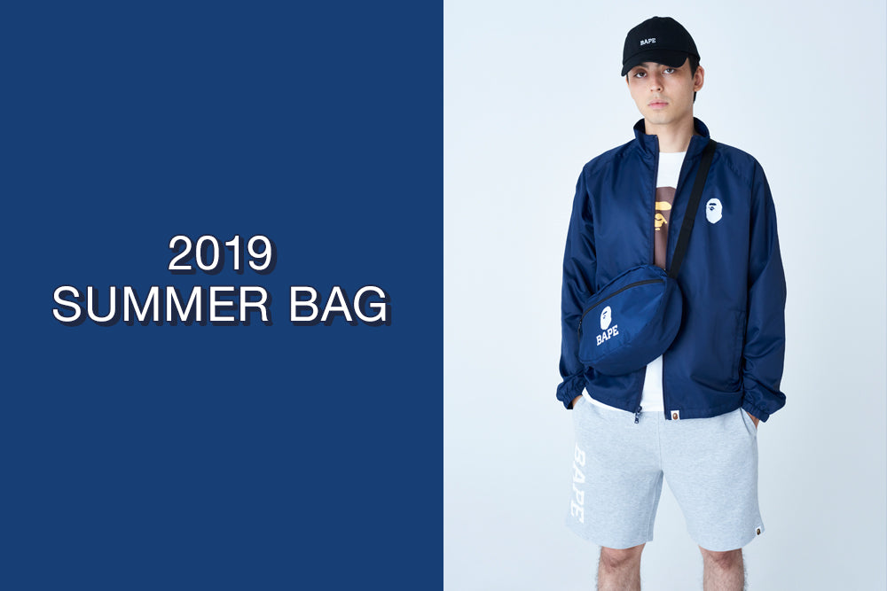 A BATHING APE® SUMMER BAG