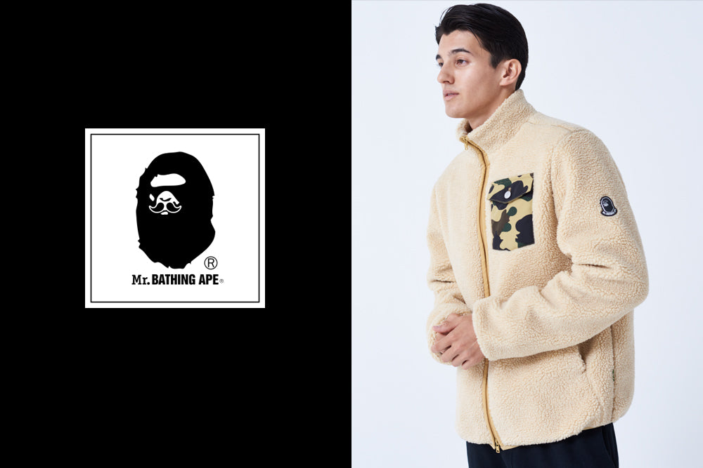 Mr. BATHING APE® 2019 A/W COLLECTION