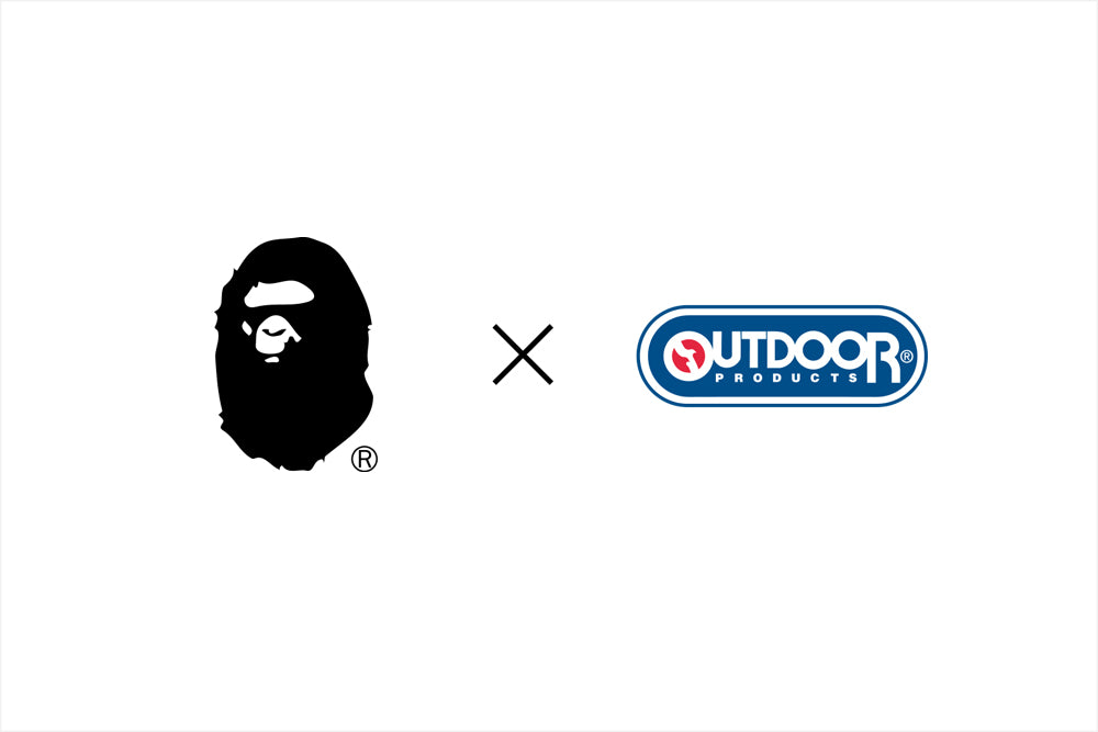 A BATHING APE® × OUTDOOR PRODUCTS