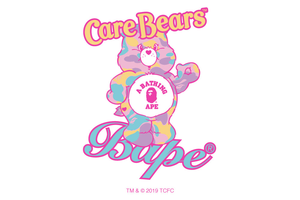 BAPE® x CARE BEARS™