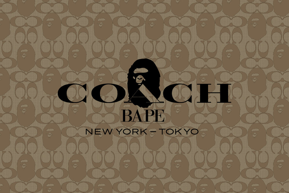 A BATHING APE® × COACH